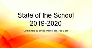 State of the School Report